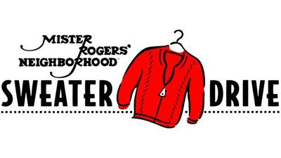 Continue The Legacy Give To Mr Rogers Sweater Drive Wvxu