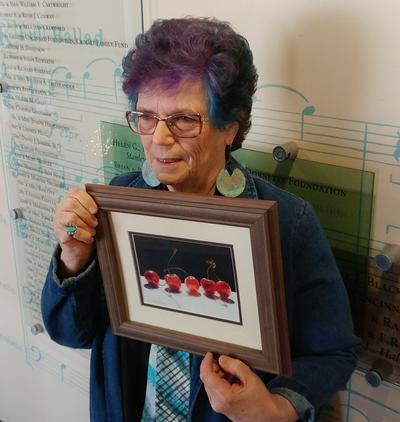 Colored Pencil Artists Don T Want Their Medium Erased Wvxu