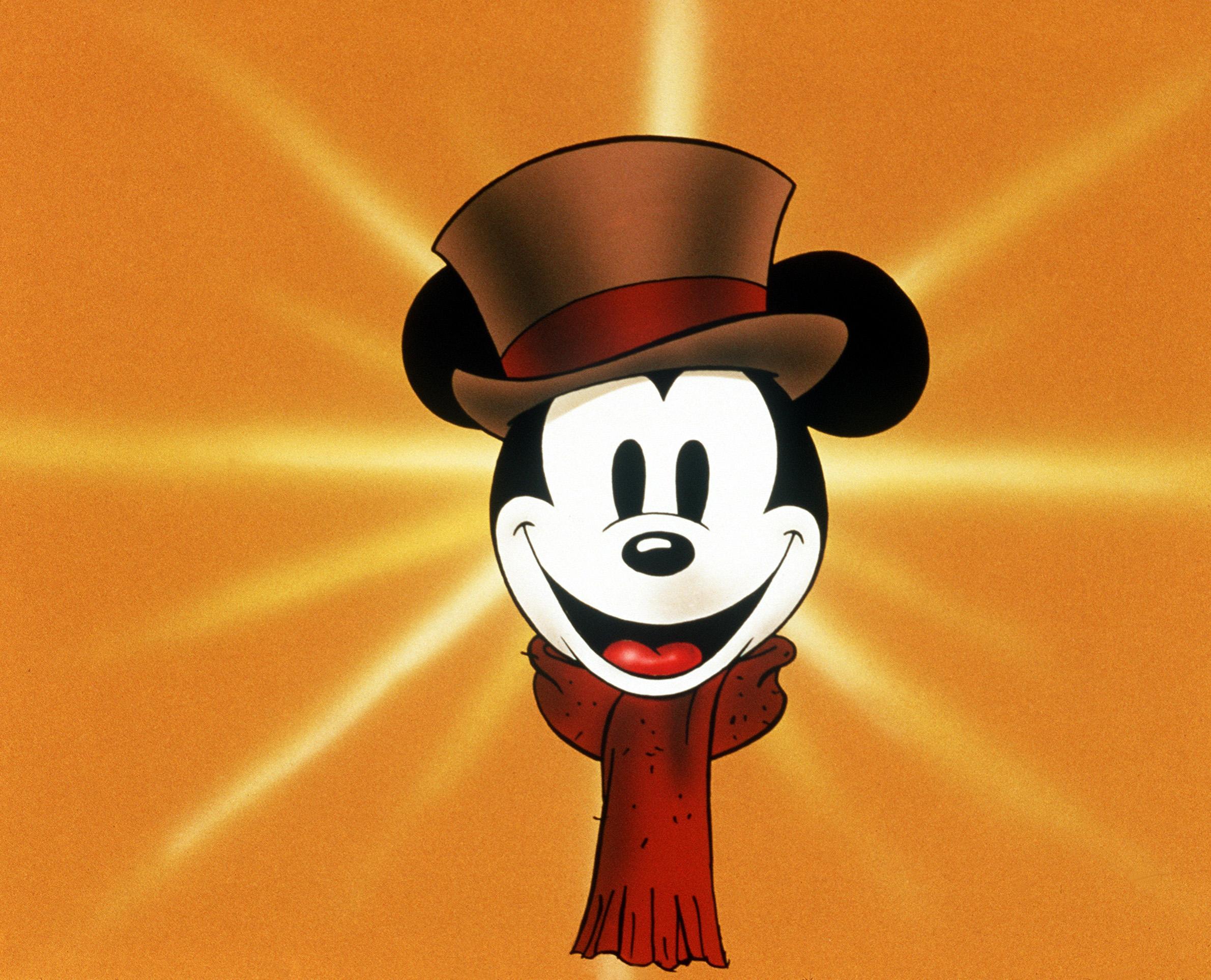 Mickeys Christmas.Mickey S Christmas Carol White Christmas Hanukkah