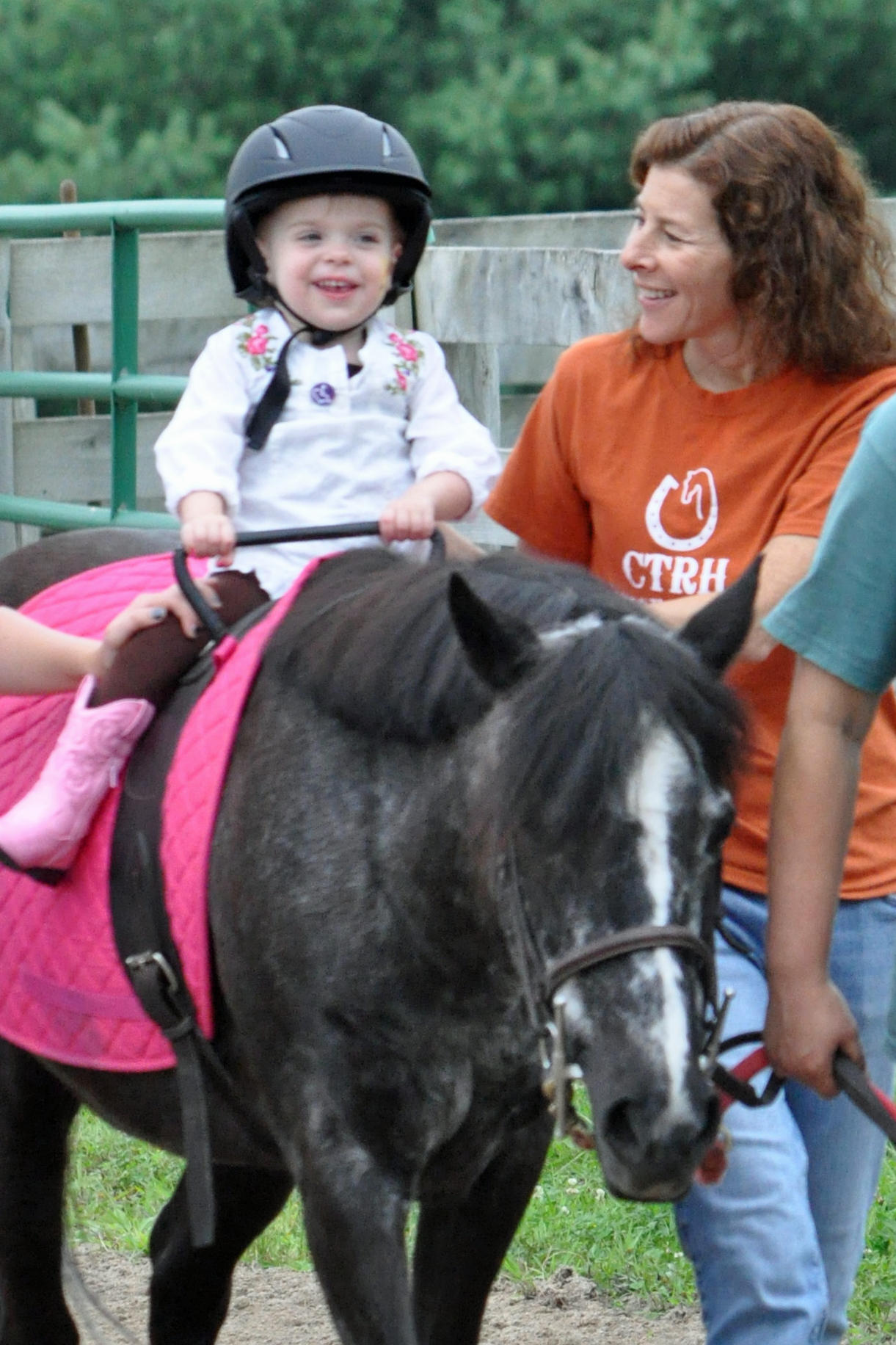The Benefits Of Equine Therapy For Those Who Are Disabled Or Have