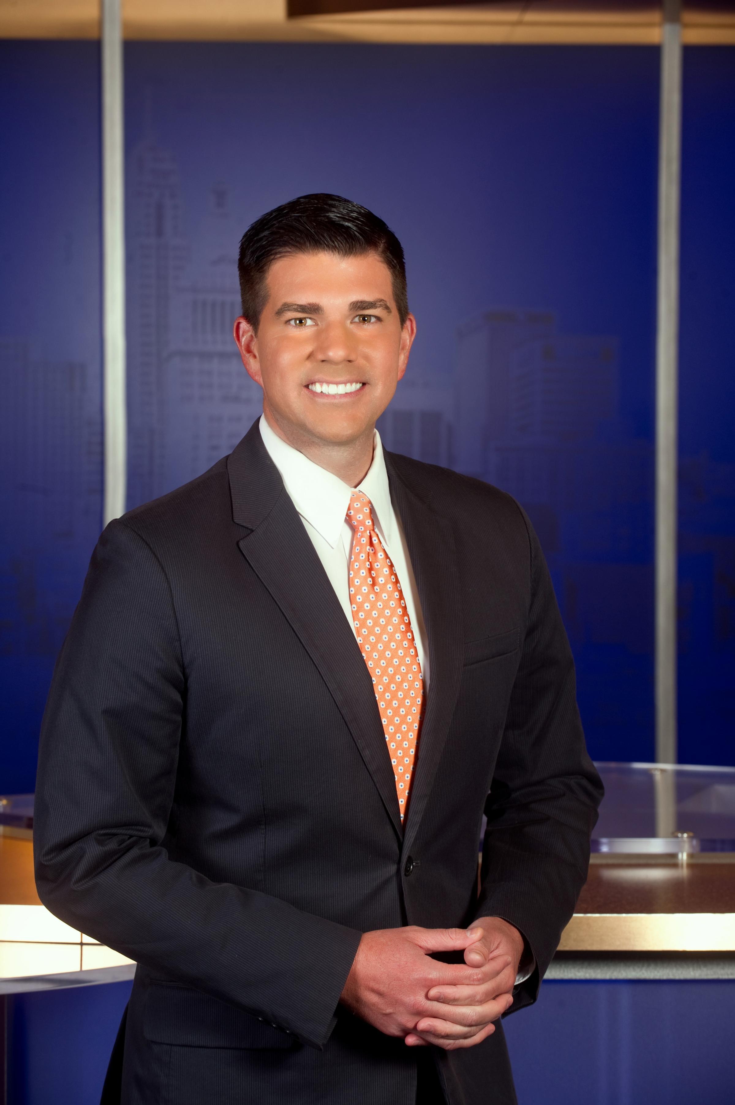 Rob Williams Named Fox 19 Evening Co-Anchor | WVXU