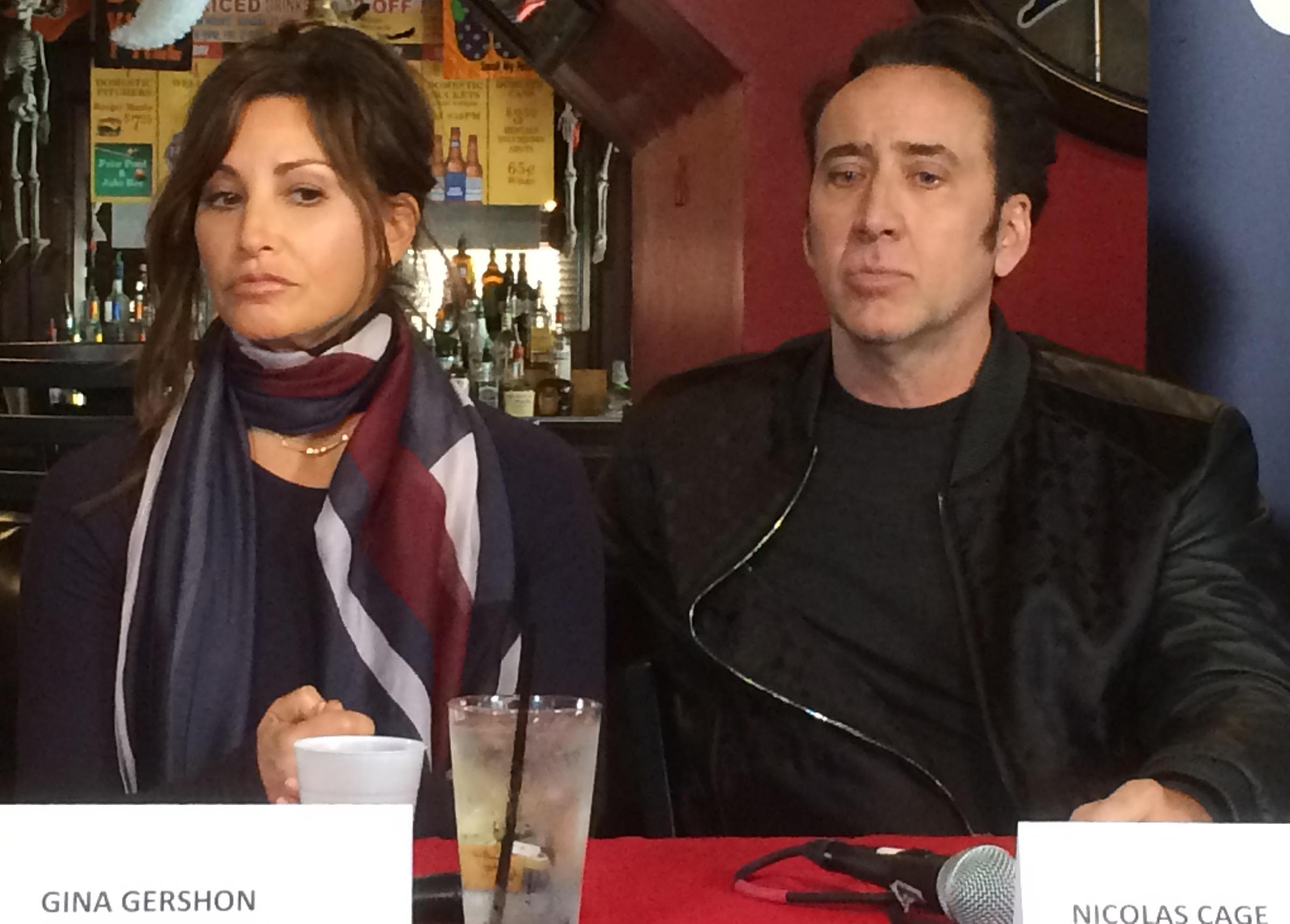Angela Nicholas Movies nicholas cage, 'inconceivable' stars meet the press | wvxu