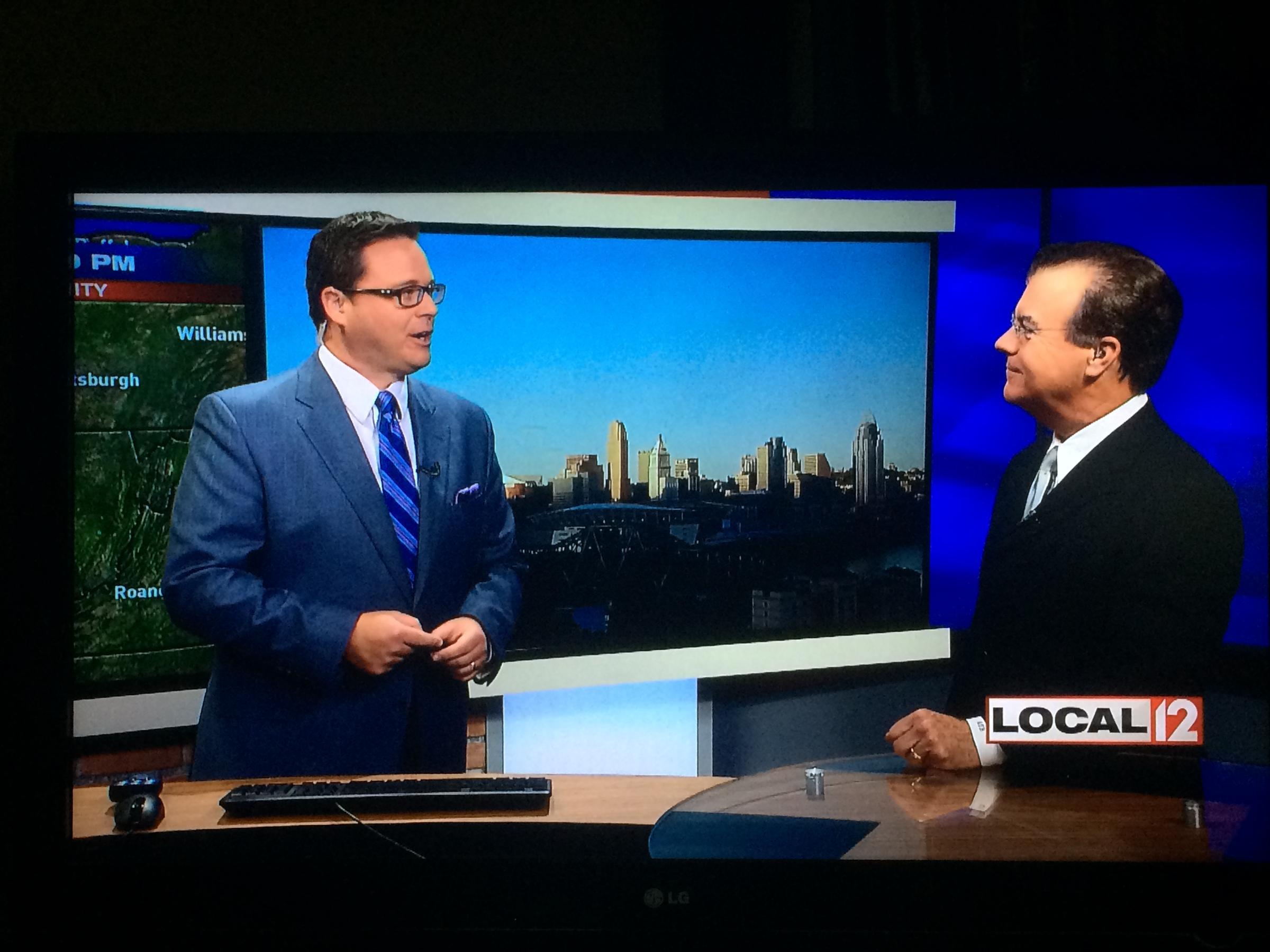WKRC-TV Hires New Meteorologist, Moves John Gumm To Nights