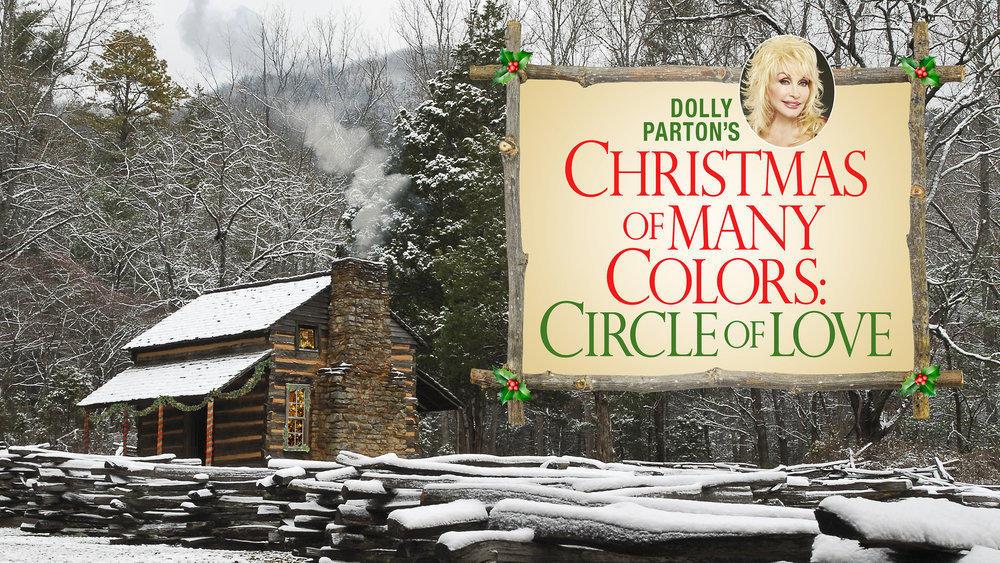 Nbc Christmas Of Many Colors.Covington Provides Backdrop For Dolly Parton S Nbc Christmas