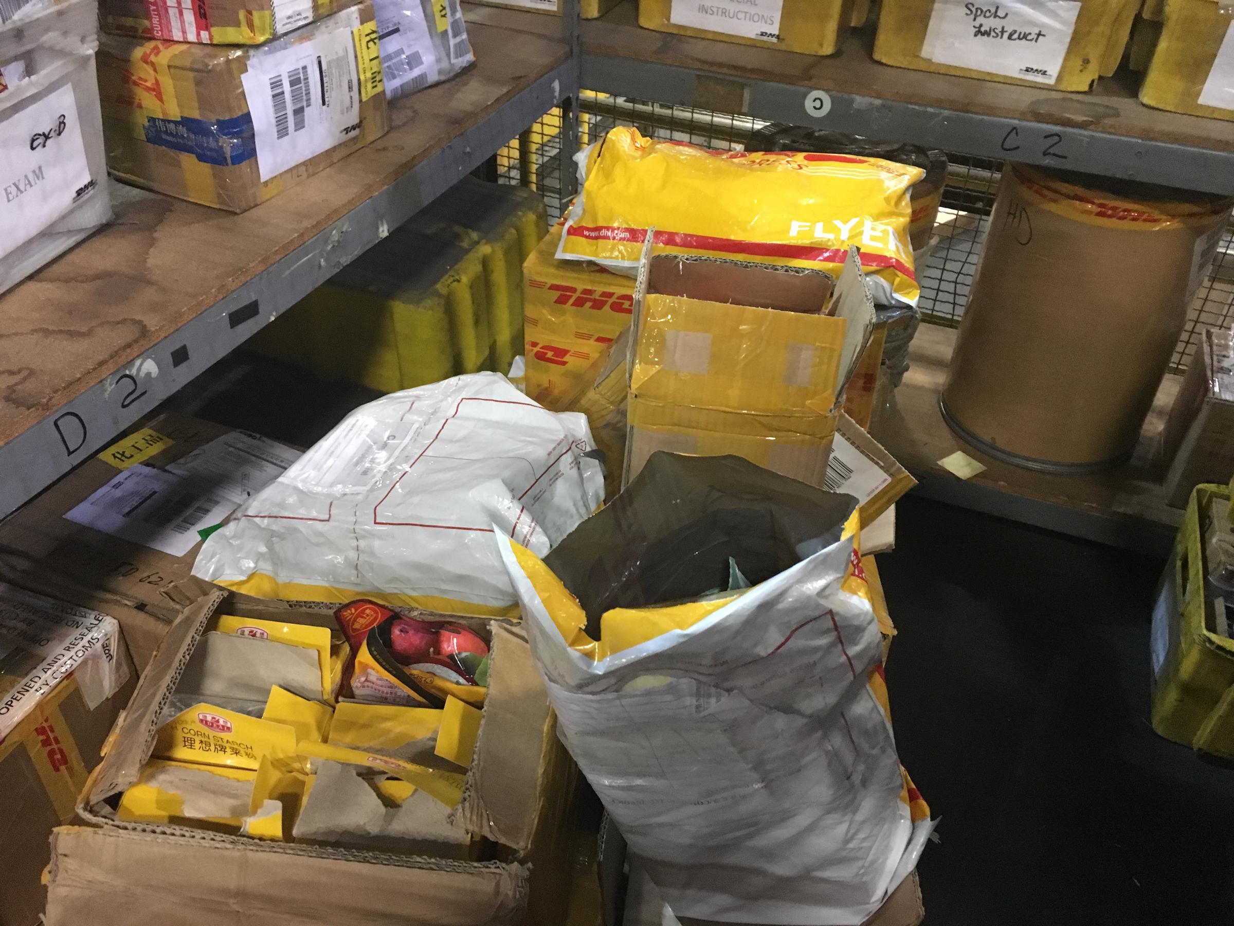 No Let Up In Synthetic Drug Shipments To CVG | WVXU