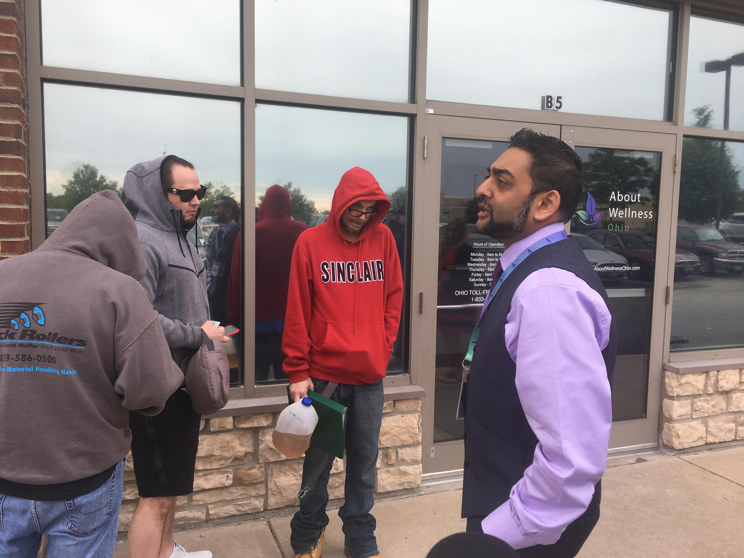 First Area Medical Marijuana Dispensary Opens In Lebanon | WVXU