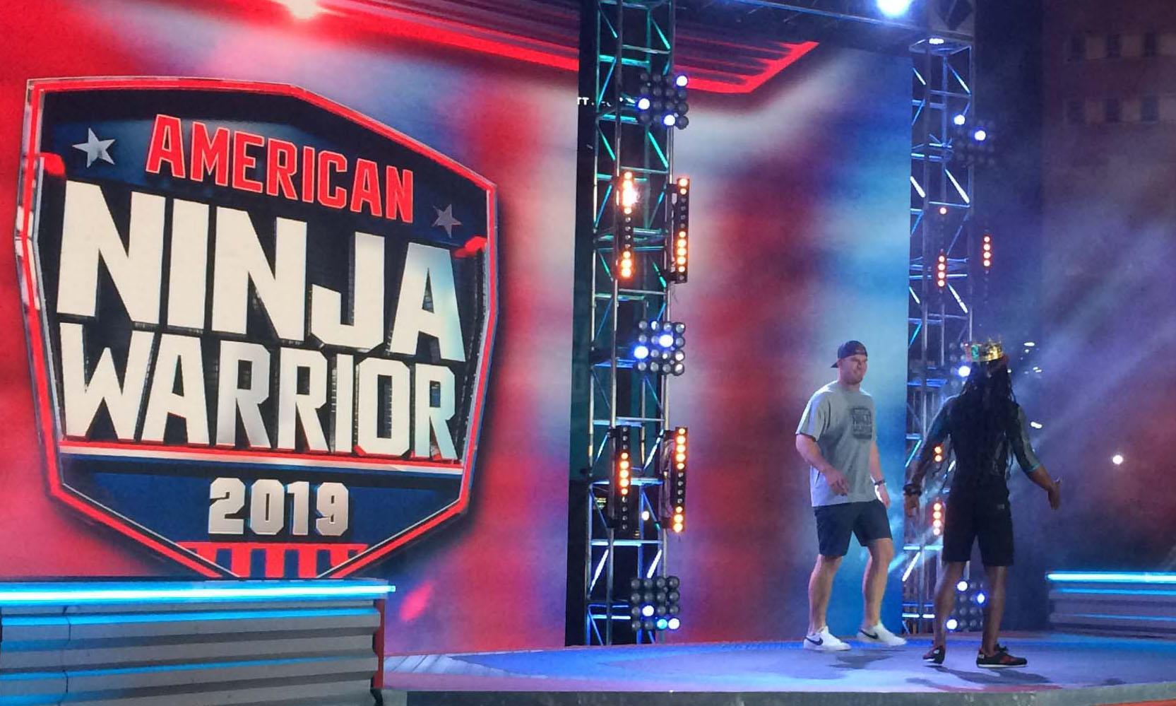 2 'American Ninja Warrior' Contestants Talk About Cincinnati Episode