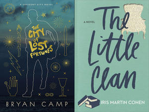 The Reading Life With Bryan Camp And Iris Cohen | WWNO
