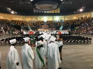 Why Is New Orleans' Graduation Rate Stuck? | WWNO
