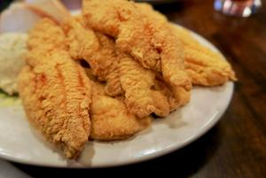 Where Y'Eat: Barrow's Catfish Is Back with a Pre-Katrina Flavor and Something More | WWNO