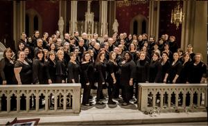 NOVA Chorale Warms Up For The Holiday Concert Season | WWNO