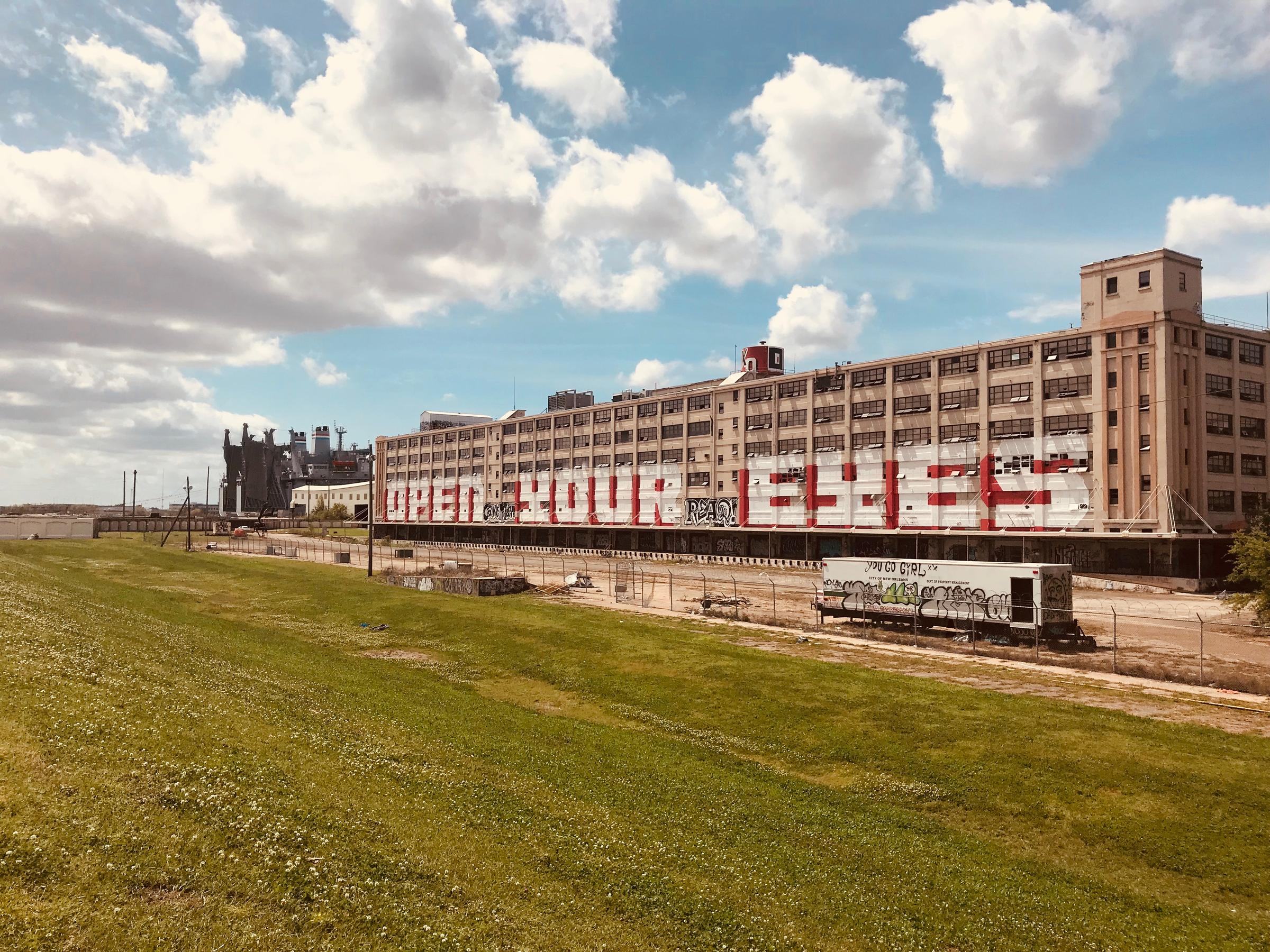 Old Naval Base Remains In Legal Limbo, Falls Into Continued