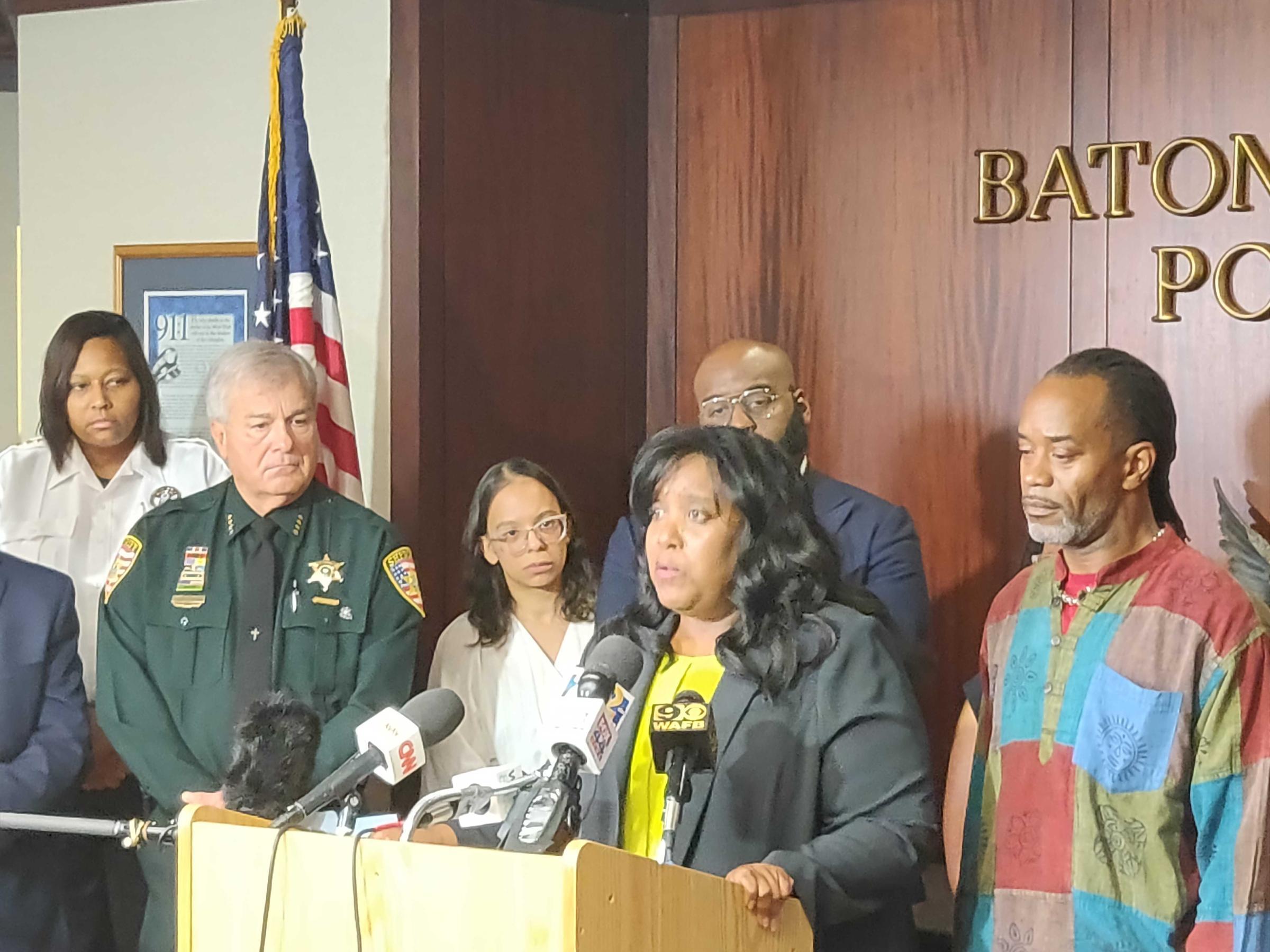 Police Arrest Suspect In Murder Of Baton Rouge Activist | WWNO