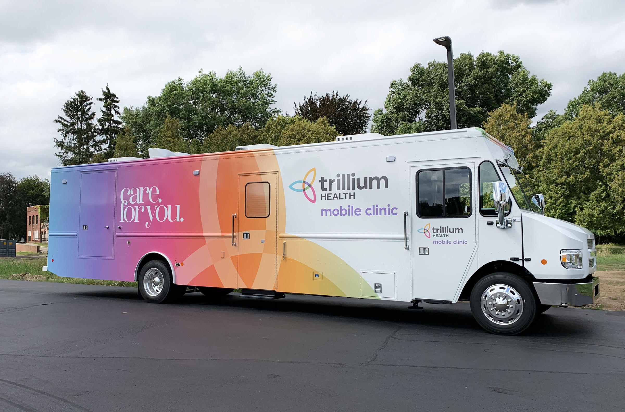 Trillium Health opens mobile clinic for 'underserved communities'   WXXI News