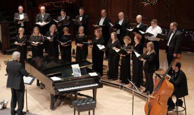Fri 4/26, 3:00p Madrigalia presents a suite of songs from their