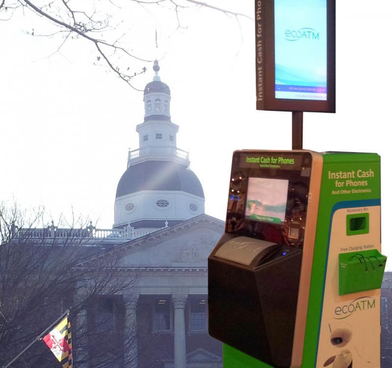Baltimore County Bans ecoATM | WYPR