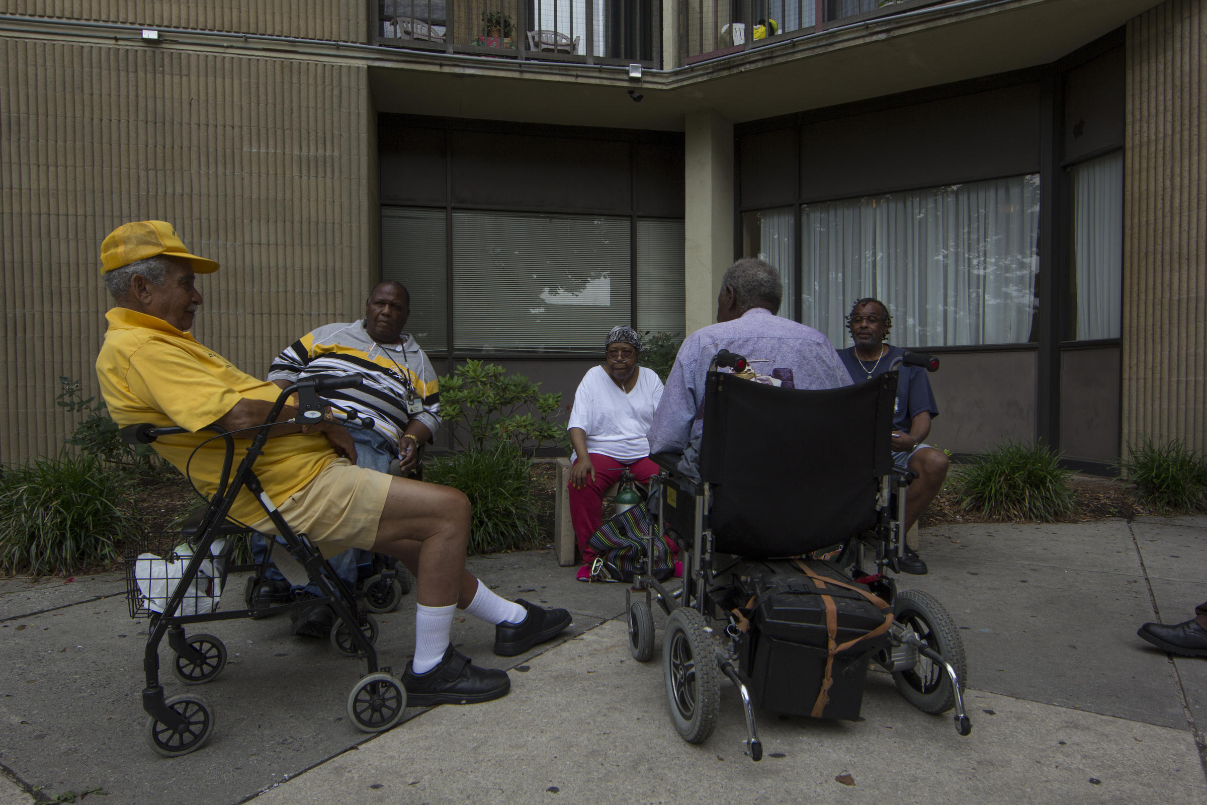 After 80 Years Of Public Housing, The State Of Low Income