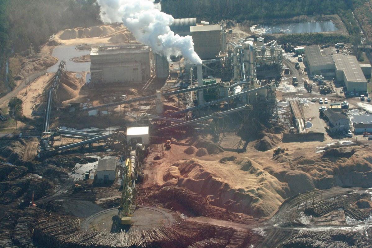 "Green"" Maryland Company at Center of Polluting Biomass"