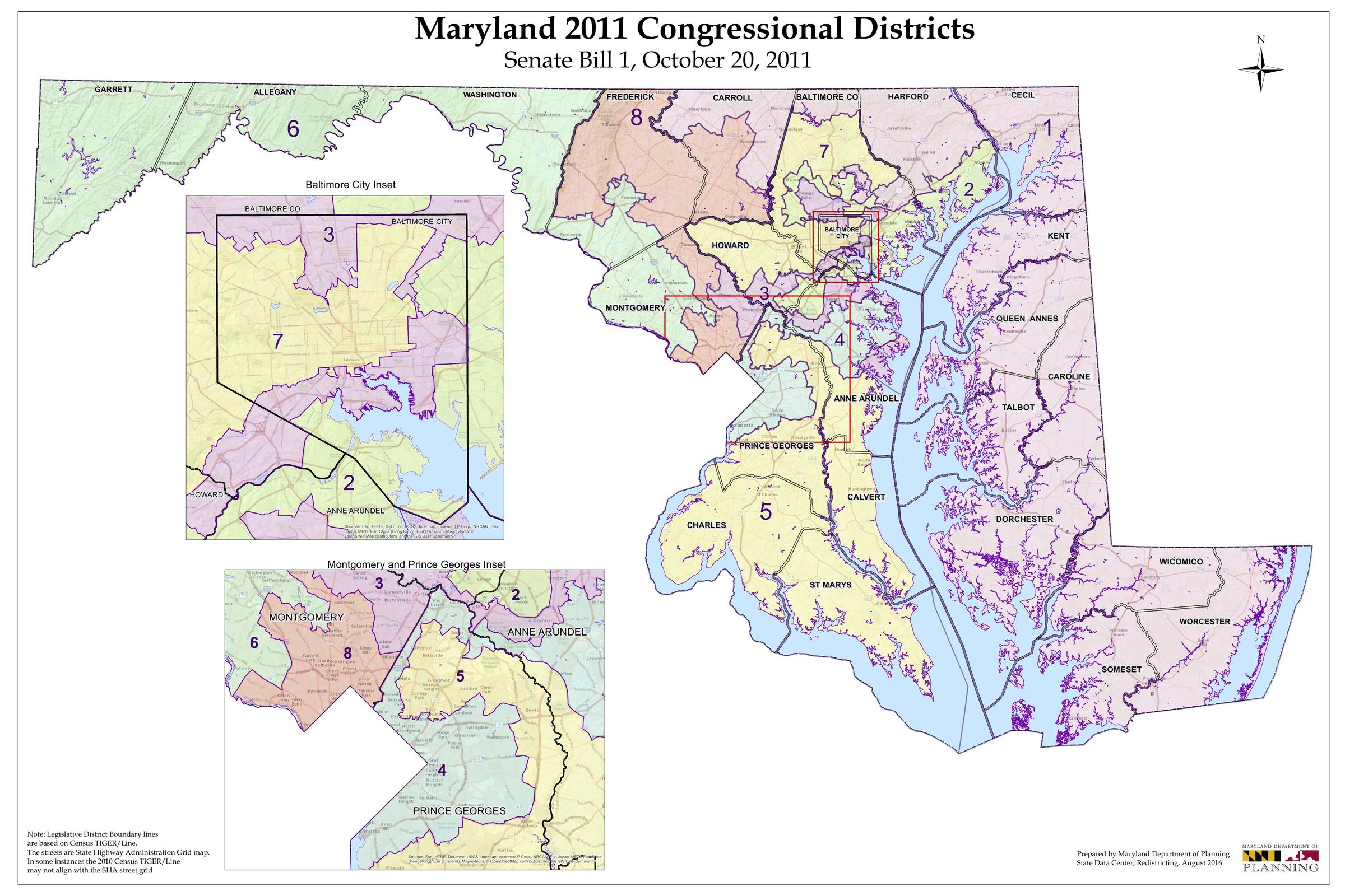 maryland 6th congressional district polls - HD2400×1600