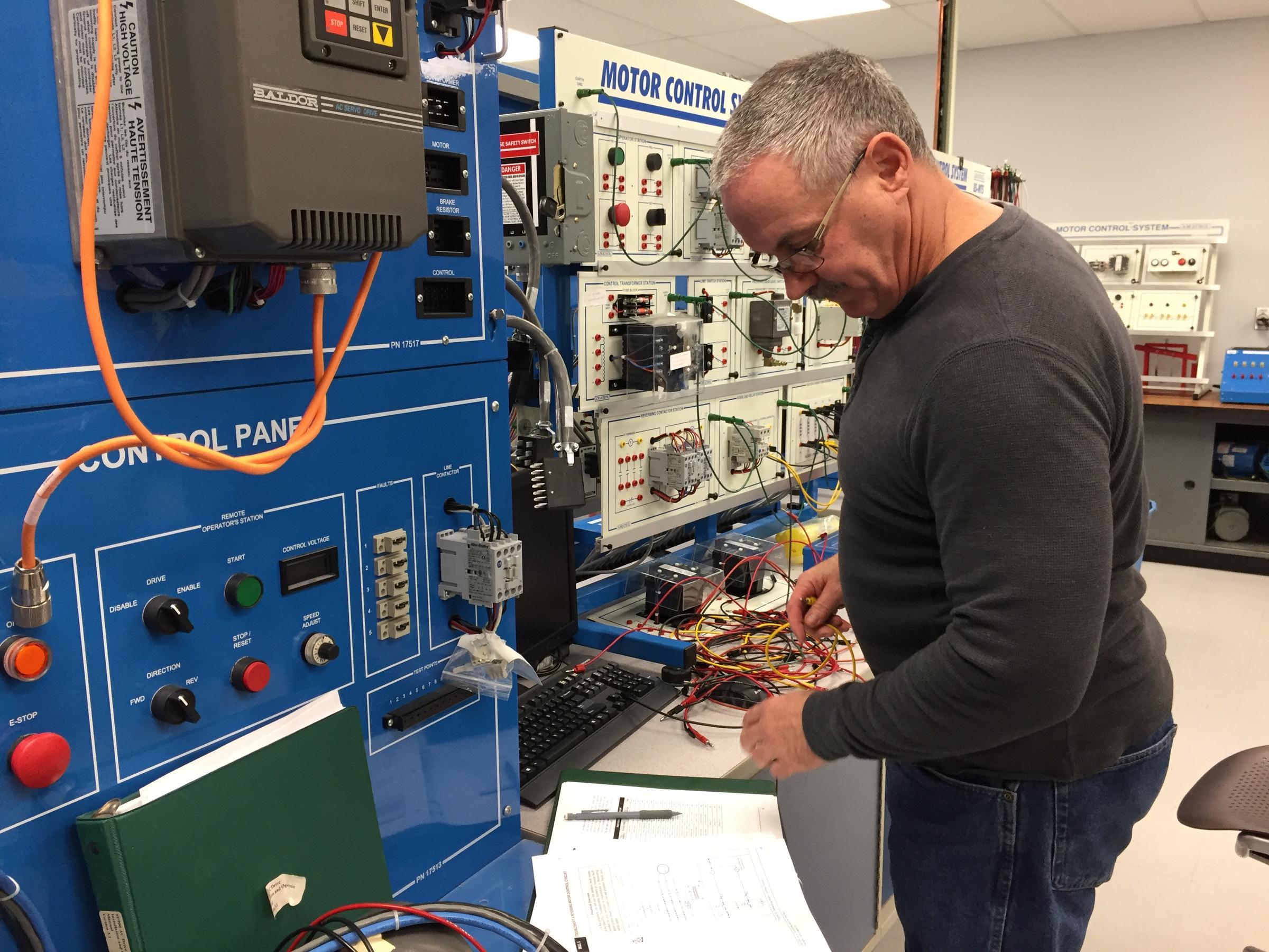 Battling The Skills Gap: Inside The Advanced Manufacturing