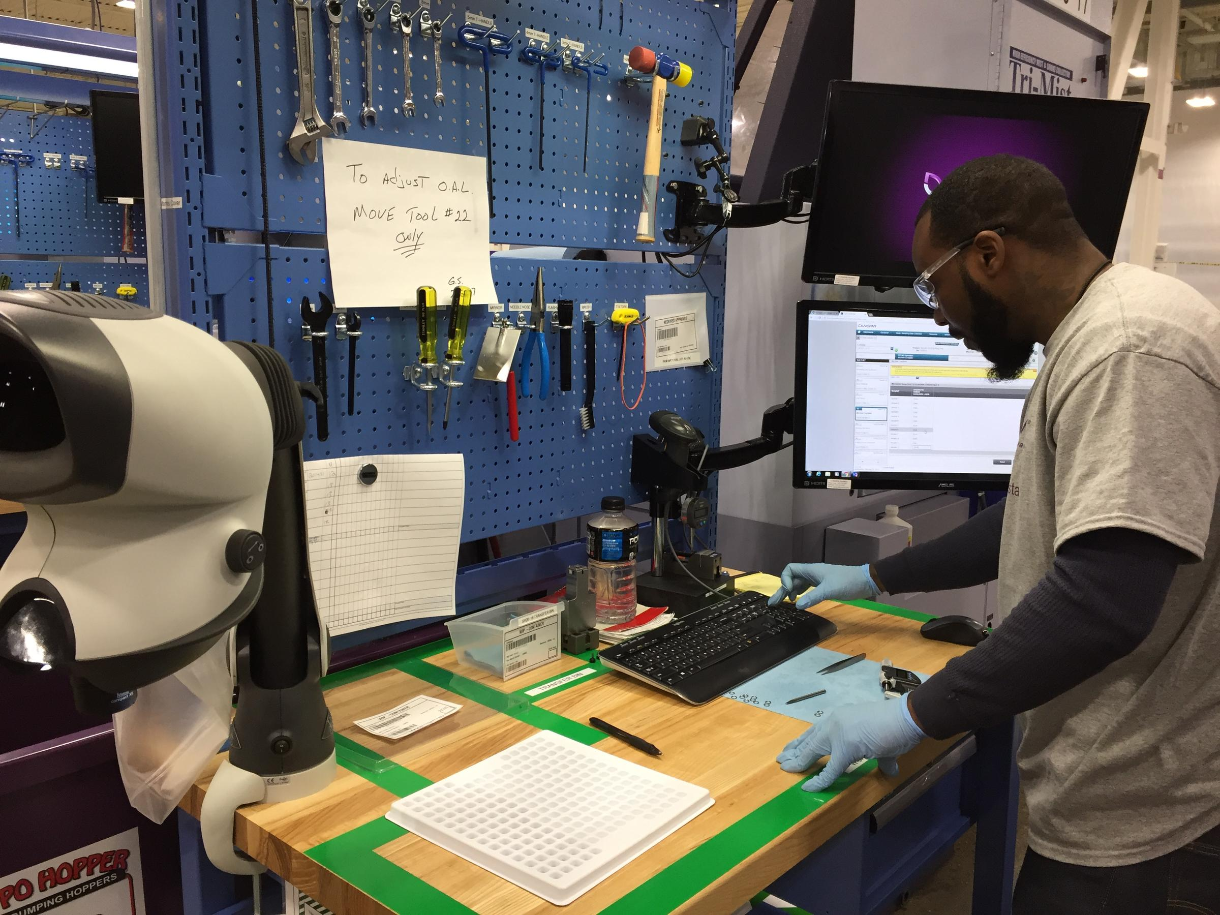 Battling The Skills Gap: Inside The Advanced Manufacturing