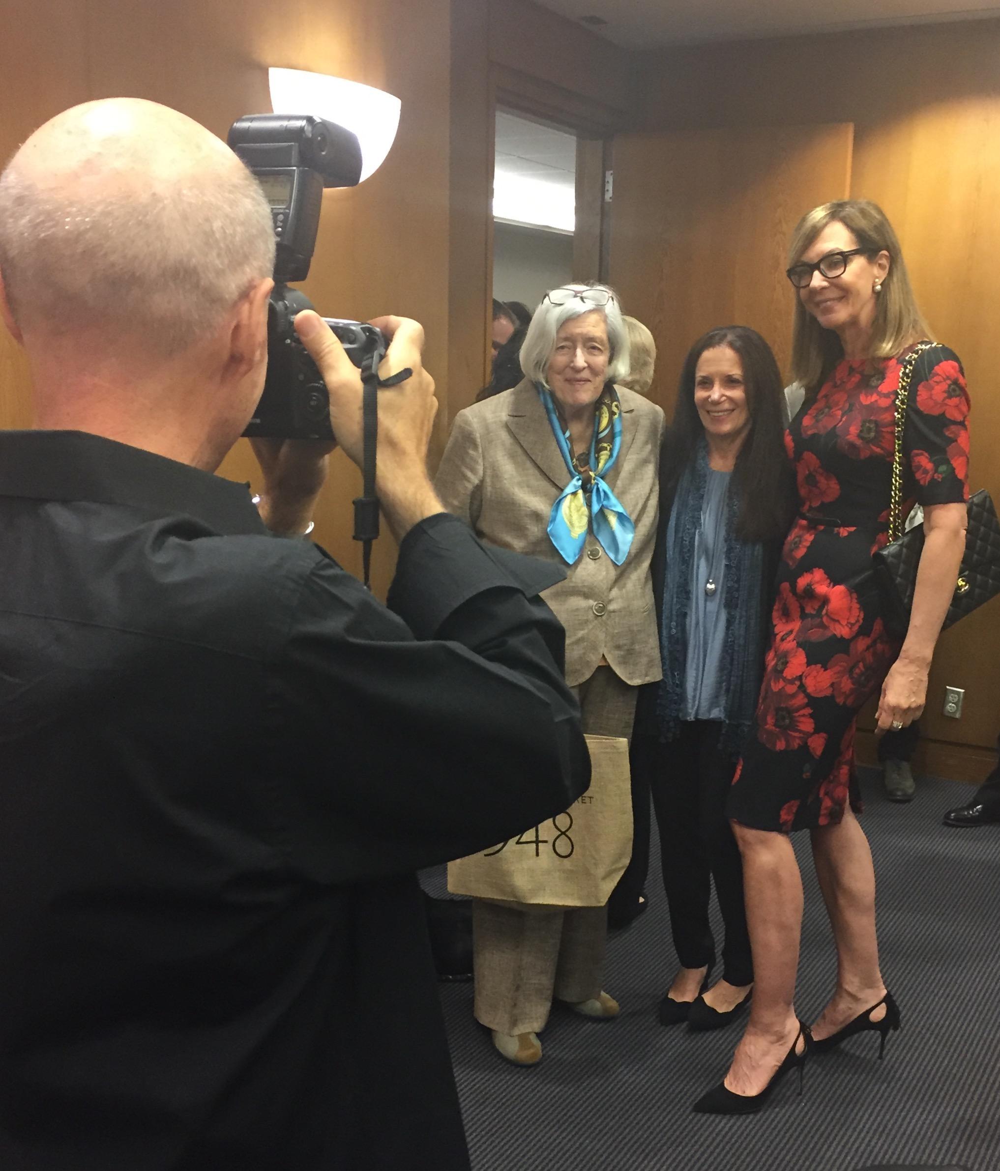 Allison Janney Pics allison janney among 2017 dayton regional walk of fame